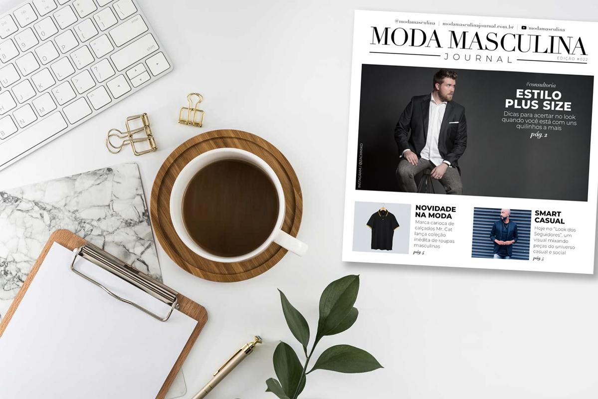 Moda Masculina Journal #022