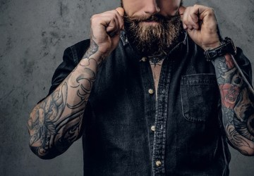 bigode handlebar
