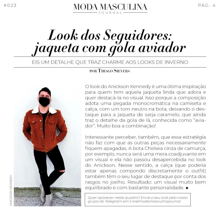 Moda Masculina Journal #023