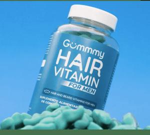gummy hair, gummy for men, gummmy hair