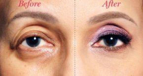 Maquillage d'âge pour les âges suspendus