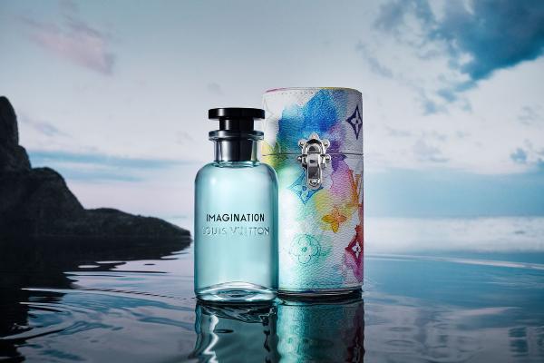 Louis Vuitton со нов мирис за мажите – Imagination