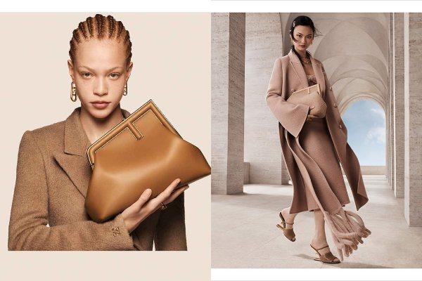 Fendi со кампања за првата колекција на креативниот директор Kim Jones