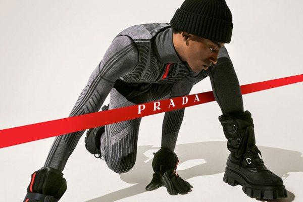 Prada ја пречекува зимава со Linea Rossa