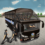 Police Bus Driving Game 3D 1.6 Mod Download – for android