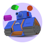 Crashy Bash Boom FREE – Toy Tank Game 1.0.13 Mod Download – for android
