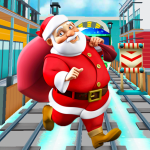 Subway Santa Endless Surf 1.0.3 Mod Download – for android