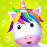 Tizi Unicorn Town – My Little Magic Princess Games 1.0 Mod Download – for android