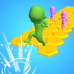 Do Not Fall .io Mod Apk Download for android