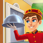 Doorman Story Hotel team tycoon time management 1.8.0 Mod Apkunlimited money download