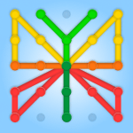 GeoBoard relaxing puzzle game drawing lines shapes  1.5.1 Mod Apk (unlimited money)