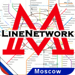Free Download LineNetwork Moscow Metro 2021 1.7 Apk