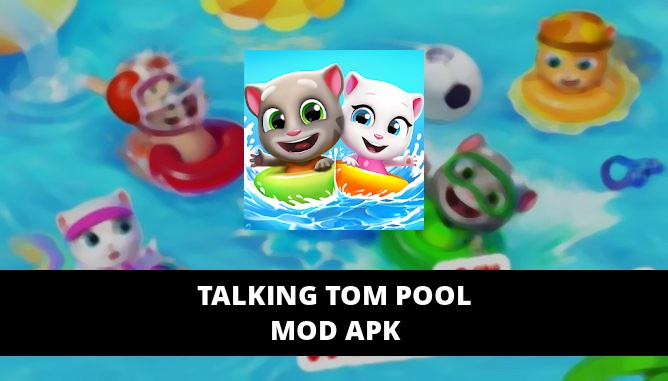 Talking Tom Pool Featured Cover