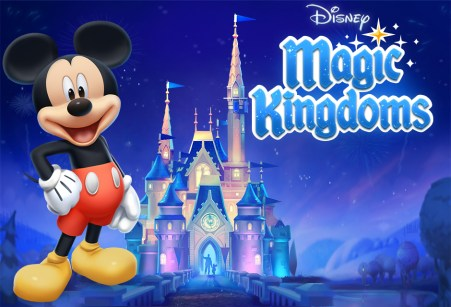 Disney Magic Kingdoms Mod Apk