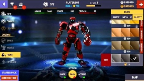real steel champions hack proof