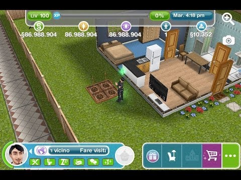 a prova de hack de freeplay de sims