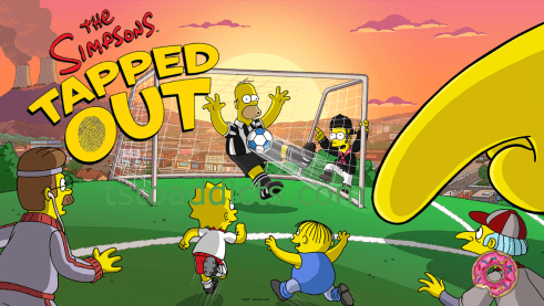 the simspons tapped out mod apk