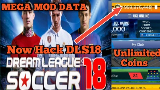 😱 Download dream league soccer mod apk v5 064 | Dream League Soccer