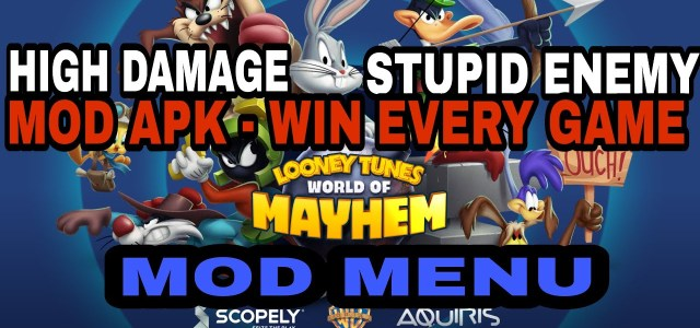 Download Looney Tunes™ World of Mayhem Mod Apk v13.0.5 [Unlimited Gems] let us introduce you with basic information about our Looney Tunes™ World of Mayhem Mod Apk v13.0.5. As you know, our […]