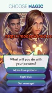 Choices Mod Apk Magic