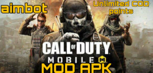 Call of duty Mobile Mod Apk Icon