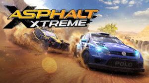 asphalt xtreme mod apk (unlimited money) 2021