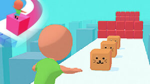 Cube Surfer! MOD (Unlimited) APK Download For Android