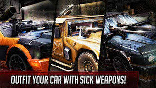 Death Race APK Game + MOD (Unlimited Money, Gold and Fuel) for Android Free Download