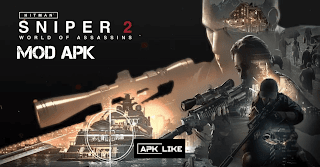 Hitman Sniper 2: World of Assassins Mod Apk 0.1.8 (, Unlimited Money/Ammo) 2021
