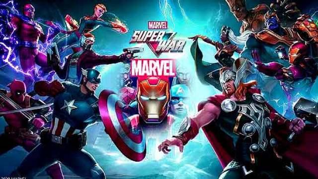 MARVEL Super War Mod Apk