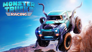 MONSTER TRUCKS RACING APK MOD (Feature Listed) + OBB Data Free Download for Android