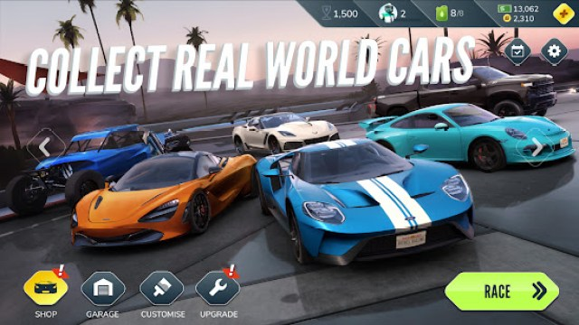 Rebel Racing (MOD, Unlimited Money) APK Download Free on Android