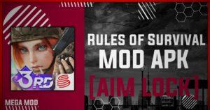 Rules of Survival MOD APK [UNLIMITED MONEY - MOD MENU] Latest (V1.610377.506841)