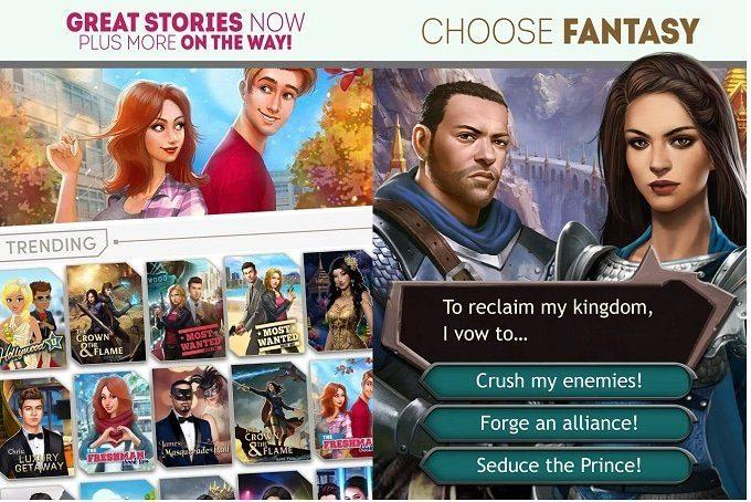 Choices Game mod apk Hack for Keys & Diamonds