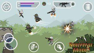 Mini Militia Hack Unlimited health, ammo & flying Power (3)
