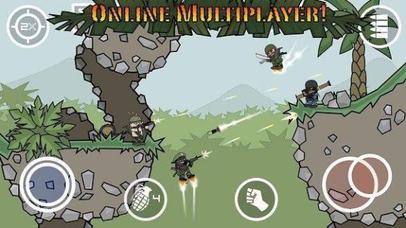 mini-militia-mod-apk-god-mode-pro-pack-and-unlimited-ammo-nitro-no-reload