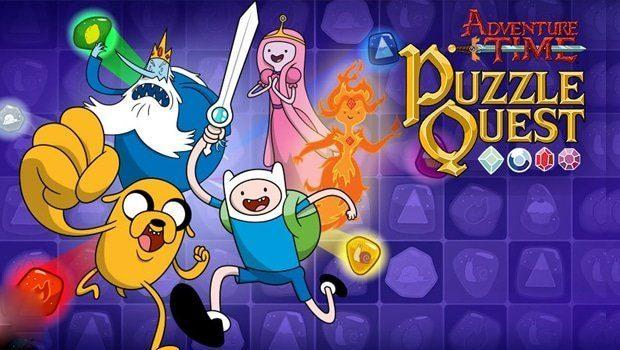 Adventure Time Puzzle Quest Mod Apk