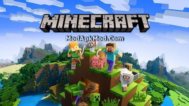 Minecraft Apk + Mod Free Download for Android