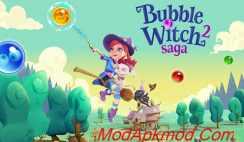 Bubble Witch Mod Apk