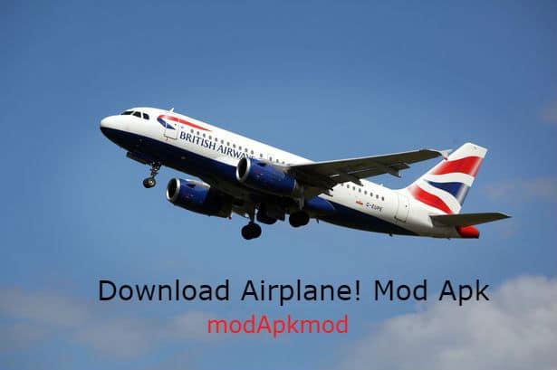 Download Airplane! Mod Apk + OBB Data