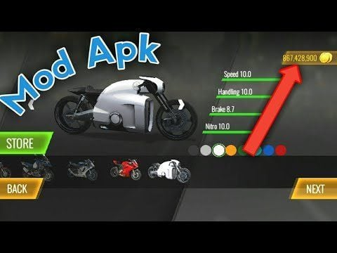 Moto Traffic Race 2 Mod Apk