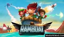 Ramboat - Jumping Shooter Game Mod Apk