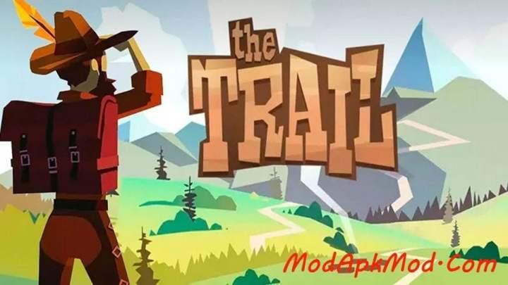 The Trail Mod Apk+OBB Data