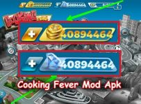 Download Cooking Fever Mod Apk
