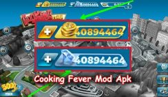 Download Cooking Fever Mod Apk