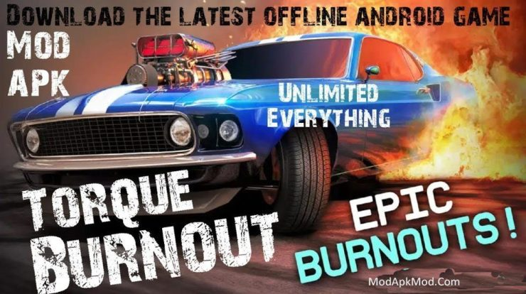 DOWNLOAD TORQUE BURNOUT MOD APK+DATA FOR FREE!!