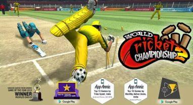 Latest World Cricket Championship 2 WCC2 Mod Apk