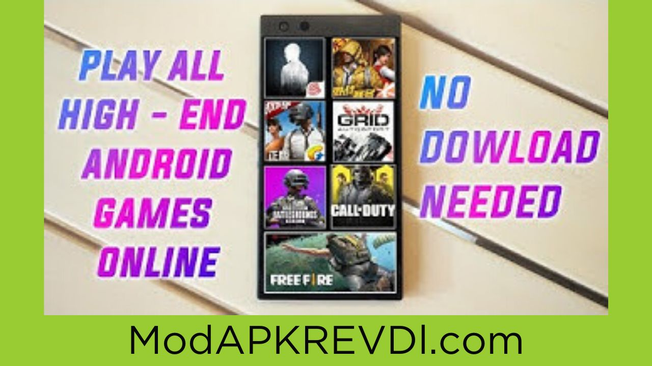 Play High Graphics Android Games In Online Without Download