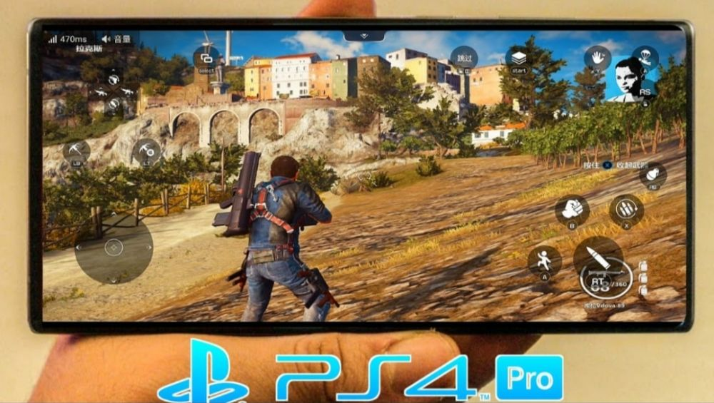 New Best PS4 Pro Emulator For Android    Play High PS4 Games Red Redemption, Bus Simulator