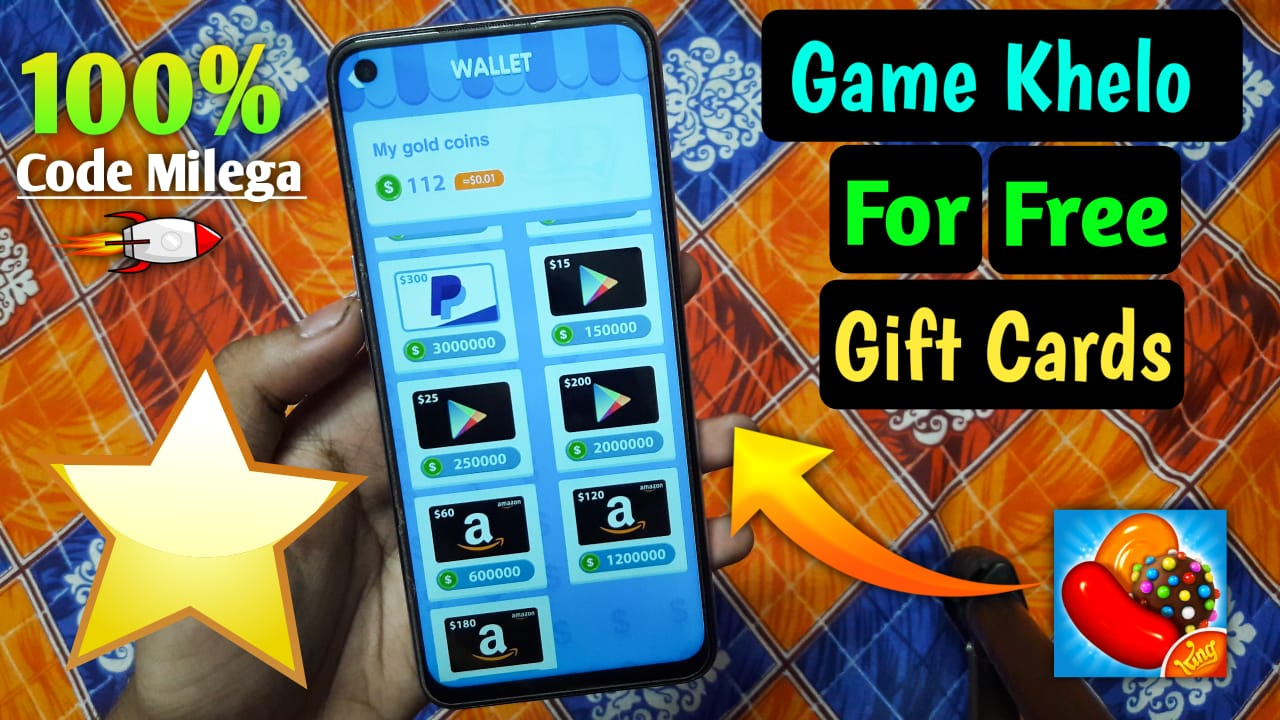 New Way To Earn Unlimited Gift Cards || Google Play Redeem Codes